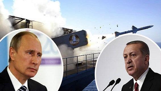 Nga chặn bàn tay Thổ Nhĩ Kỳ chiếm đóng đông bắc Syria