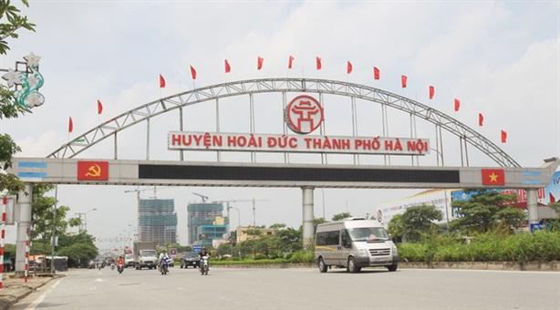 Đề xuất chuyển 4 huyện của Hà Nội lên quận
