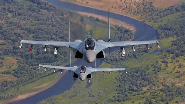 Báo Mỹ: Su-35 không hề mạnh như Nga nói
