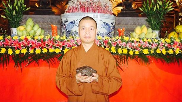 Tạc tượng Phật bằng thiên thạch 14 tỷ: Chốt ý tưởng