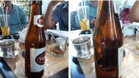 Triệu tập lãnh đạo Sabeco vụ kiện bia kém chất lượng