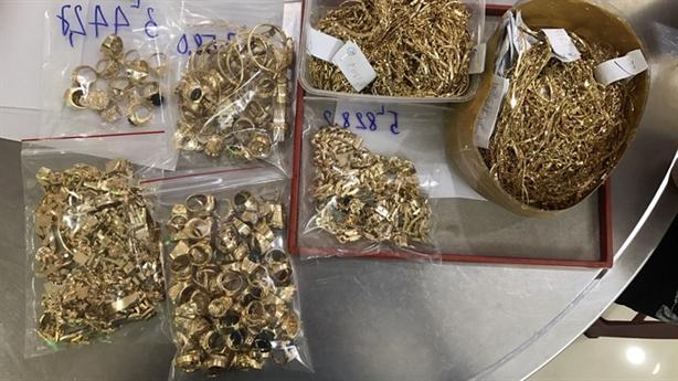 Kẻ bán 230 lượng vàng không rõ nguồn gốc khai gì?