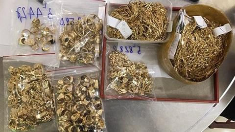 Trộm 430 lượng vàng: Chủ tiệm không nhớ mất bao nhiêu