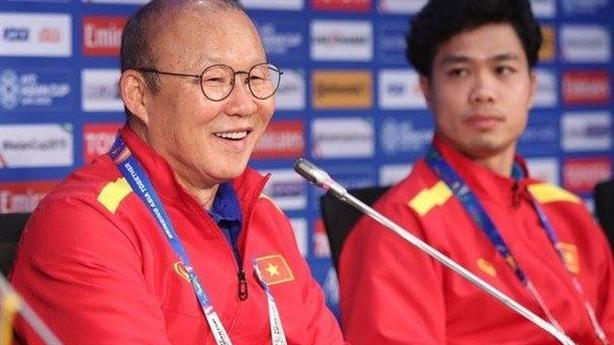 Ý chí Park Hang Seo thách thức tham vọng Nhật Bản