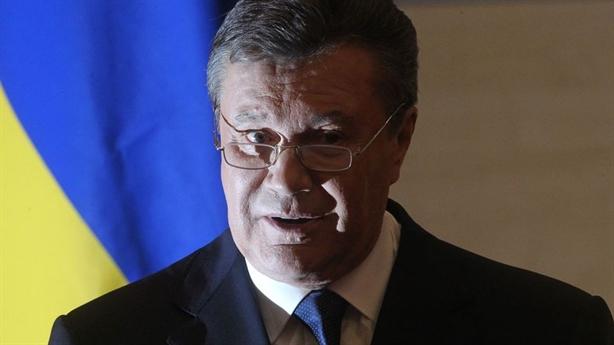 Mất Crimea, Kiev tuyên ông Yanukovich không có tội