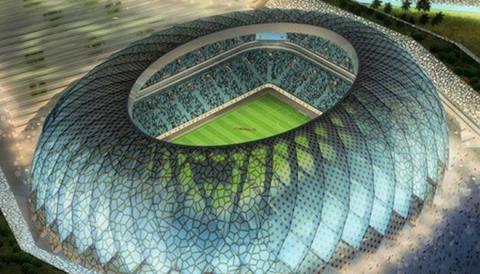 Xin làm sân vận động 25.000 tỷ: Kỳ lạ thế!