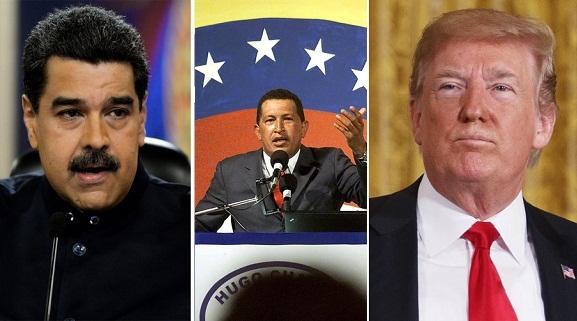 Venezuela đang rối ren, Mỹ