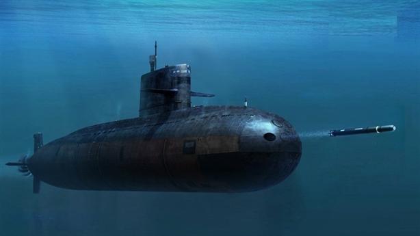 Kilo phóng ngư lôi 533mm diệt tàu ngầm Los Angeles