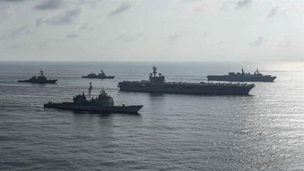 Biển Đông 2019: Trung Quốc chịu sức ép mới