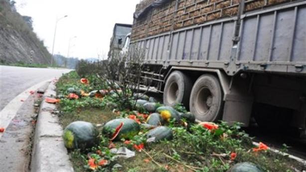 Trung Quốc truy xuất gắt gao nguồn gốc dưa hấu nhập khẩu