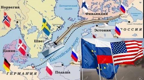 Nếu hủy Nord Stream-2, EU là 'cỗ xe tù' của Mỹ