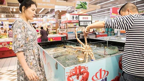 Tăng trưởng thấp, kinh tế Trung Quốc đổi hướng đi