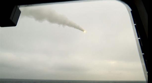 Chiến hạm Nga diệt gọn tàu địch trên Baltic