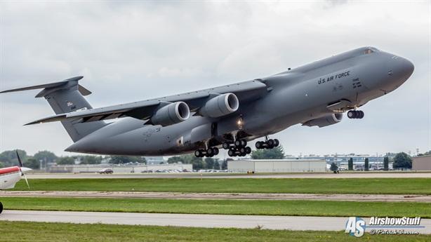 Mỹ không hiểu chuyện gì xảy ra với gã khổng lồ C-5M