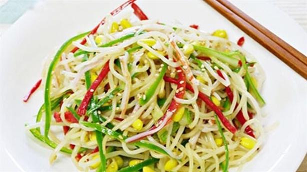 Món ăn giúp chống ngán và giảm cân ngày Tết