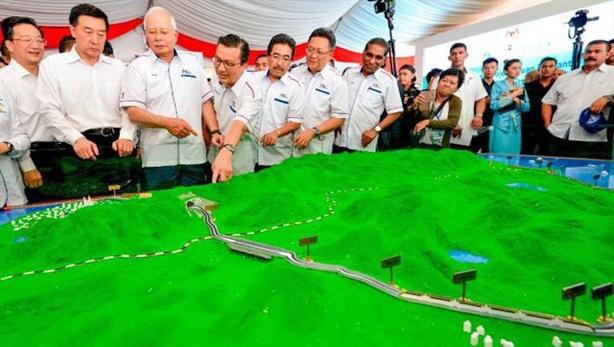 Malaysia đang mặc cả gì với Trung Quốc?