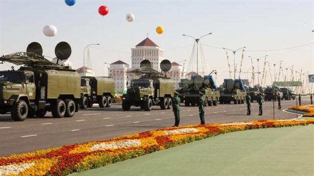 Israel nhìn thấu phòng không Syria nhờ khí tài của Ukraine