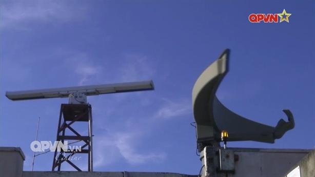 Việt Nam chế tạo radar biển hiện đại tương đương chuẩn NATO