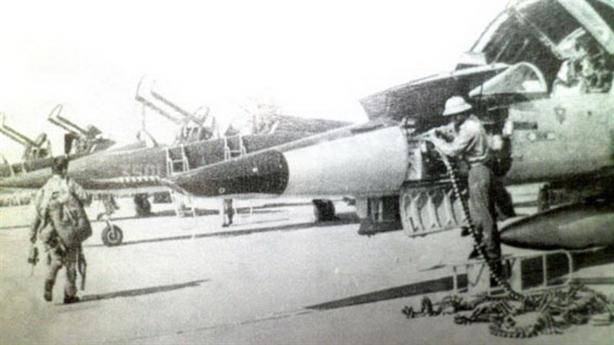 Sức mạnh của Không quân Việt Nam tại thời điểm 1979
