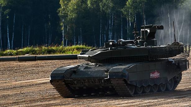 Nguyên nhân Nga cần Proryv-3 dù đã có T-90A