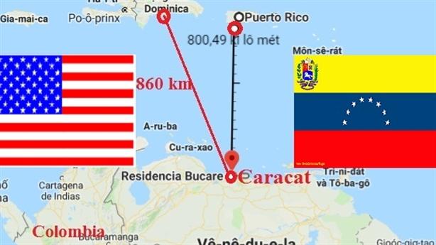 Mỹ đang ráo riết dựng 'Quân đội đối lập' Venezuela?