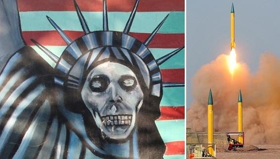 Iran phóng vệ tinh thất bại: Do 'Bàn tay đen' của Mỹ?