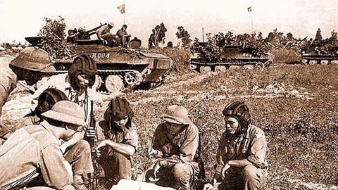 Việt Nam dùng chính thiết giáp Type 63 trong chiến tranh 1979