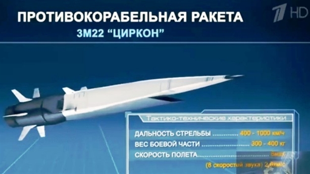 Siêu vũ khí trong Thông điệp liên bang Nga