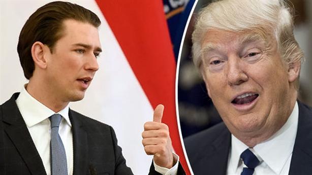 Thủ tướng Áo nói lý lẽ tỷ phú với ông Trump