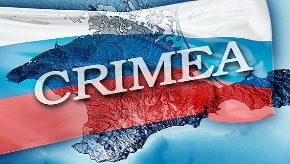 Cảm ơn Mỹ đã trả lại bán đảo Crimea cho Nga!