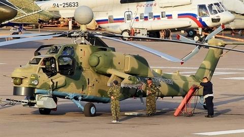 Mi-28NM ế dài như MiG-35 vì...quá đắt