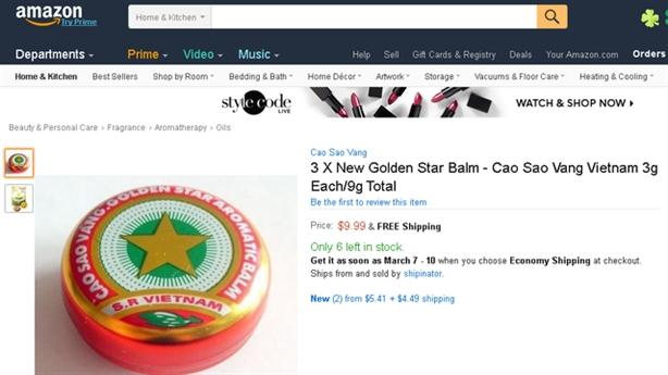 Amazon tìm 100 nhà cung cấp Việt Nam: Có gì cạnh tranh?