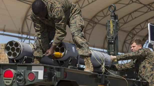 Mỹ chào bán vũ khí diệt được tăng T-14