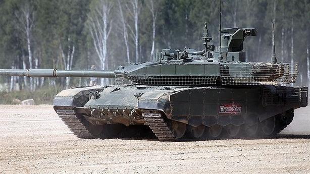 T-90M có thể chọn đạn cho từng mục tiêu