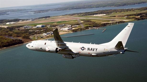 Máy bay Mỹ dùng chiêu lạ áp sát Tartus