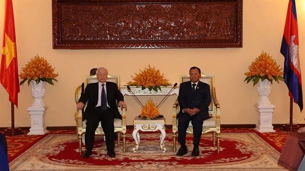 Ưu tiên hàng đầu trong chính sách đối ngoại của Việt Nam