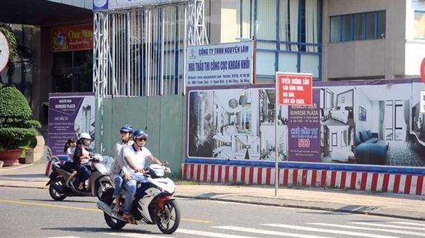 Đà Nẵng quyết hạ độ cao, nhiều dự án chết đứng