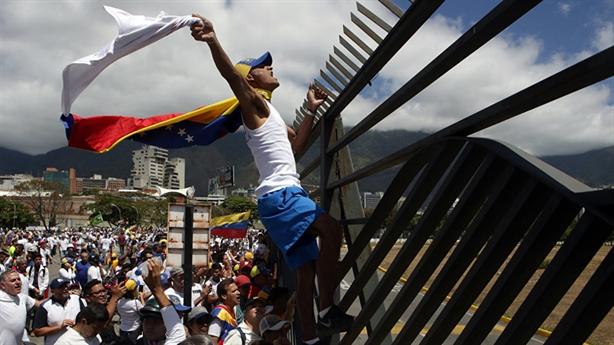 Tổng thống Maduro: Mỹ đang chế tạo chiến tranh ở Venezuela