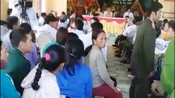 Bầu chức danh mới Chủ tịch xã bị cách chức: Lời dân