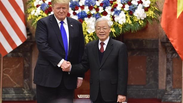 Tổng thống Trump mời Tổng Bí thư, Chủ tịch nước thăm Mỹ