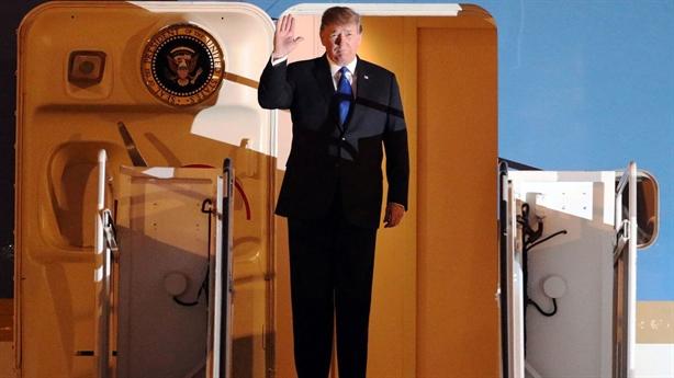Một ngày bận rộn của Tổng thống Trump tại Việt Nam