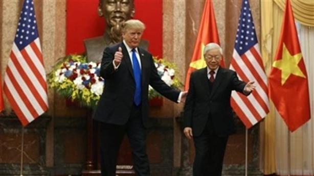 Ông Trump ca ngợi Việt Nam, gọi Chủ tịch Kim là bạn