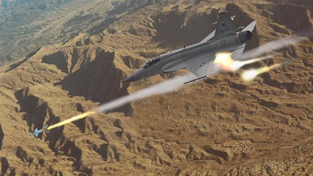 Pakistan tuyên bố JF-17 bắn hạ máy bay Ấn Độ