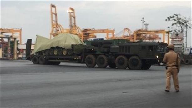 Báo Mỹ khen khả năng tung đòn của T-90 Việt Nam