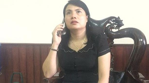 Bị kỷ luật, Bí thư huyện làm Phó Chủ tịch UBMTTQ tỉnh