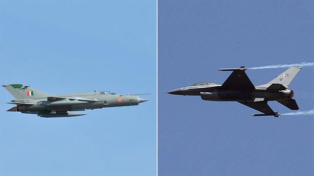 Ấn Độ xác nhận: MiG-21 bắn hạ F-16 Pakistan