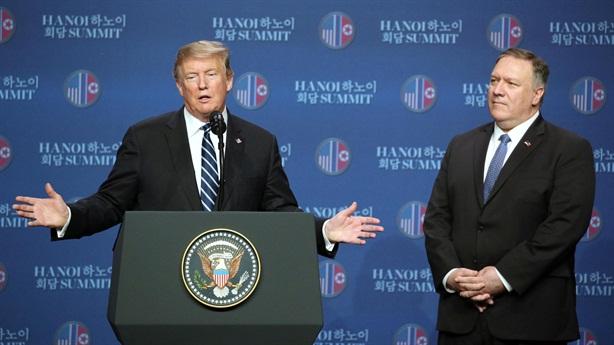 Ông Trump lên tiếng về đề xuất của ông Kim Jong Un