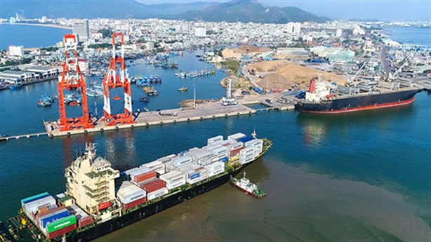 Vinalines sắp nắm lại 75% cổ phần của Cảng Quy Nhơn