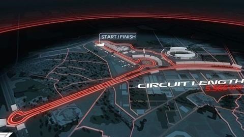 Hà Nội làm trường đua F1, chặng đua khởi động năm 2020