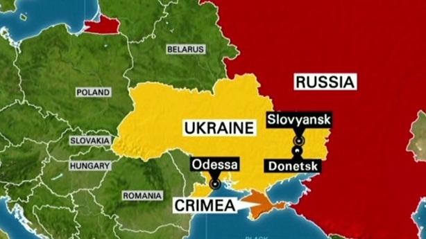 Nga muốn cải thiện quan hệ Ukraine nhưng quá khó